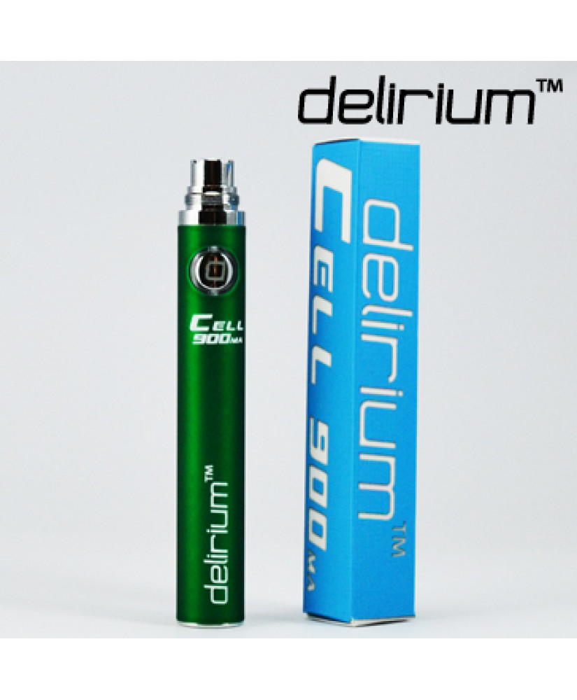 DELIRIUM ΜΠΑΤΑΡΙΑ  CELL CELL eGo 900mA ( GREEN )