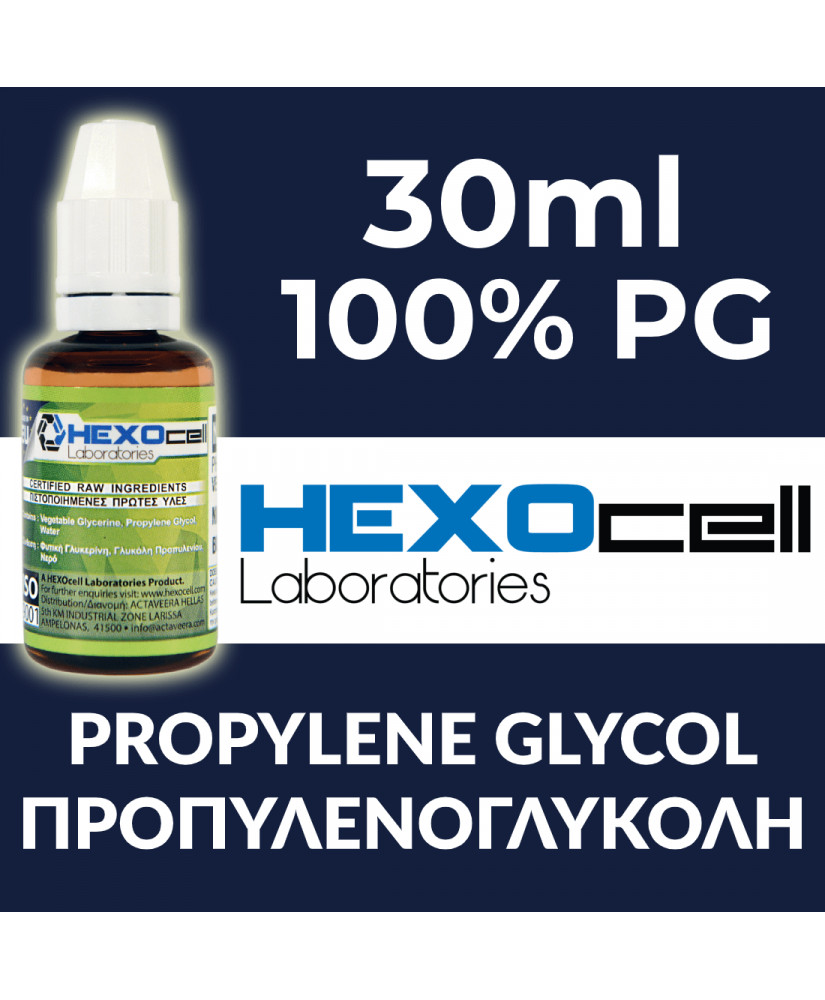 HEXOCELL SUPERHEAVY INDUSTRIES BASE PG 0mg 30ML